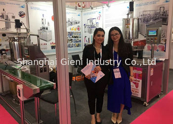 We are in Beautyworld Middle East ,Dubai,2017
