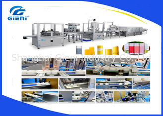 China Linear Type Auto Cosmetic Filling Machine, Six nozzles Sunstick filling supplier