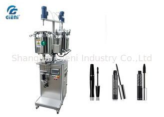 China Double Tank Mascara Filling Machine Durable for Special Shape Container supplier