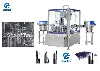 Full - Auto Mascara Paste Filling Machine With Photoelectric Detection