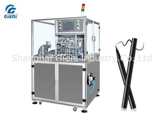 China Rotary Table Cosmetic Filling Machine 20-26 Pcs/Min Capacity 1000*950*1550mm Size supplier