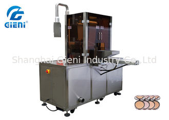 380V/220V New Model Compact Powder Pressing Machine for Compact Powder Full Hydraulic, CE Approved