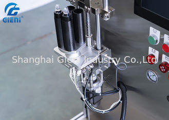 Semi Auto Small Filling Machine For Mascara With Programmable Logic Controller