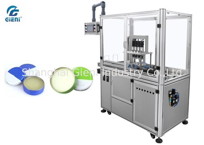 Full Automatic Capping Machine for Vaseline with Four Heads