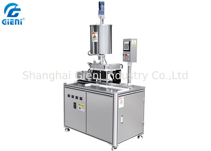 Ten Nozzles Cosmetic Lipstick Filling Machine With Preheating Function