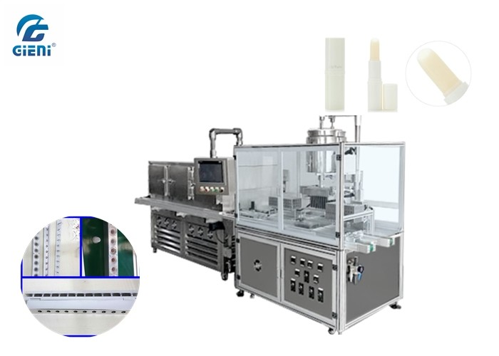 Stainless Steel Lip Balm Filling Machine