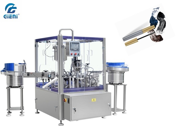 Automatic Mascara Filling Machine