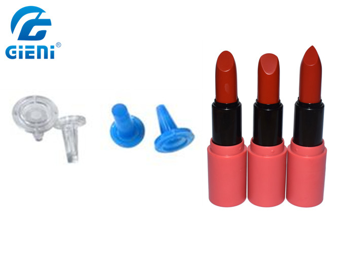 Small Size Silicone Cosmetic Lipstick Mold Durable With Customized Design