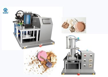 Lab Type Powder Cake Cosmetic Powder Press Machine with Single Cavity Mould