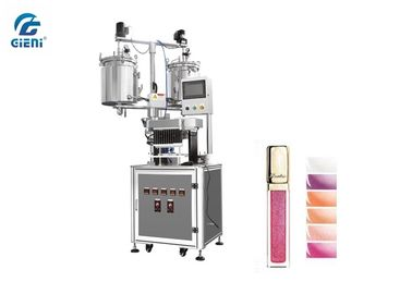 12 Nozzles Lip Gloss Filling Machine for Glitter Powder Material