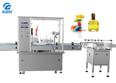 Automatic Liquid Perfume Filling Machine 2 Heads With Peristaltic Pump