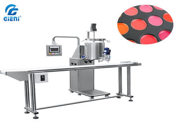 High Performance Cosmetic Filling Equipment For Viscosity Material