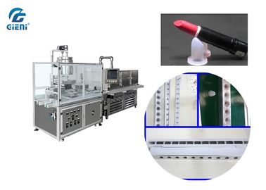 Silicone Moulds Lipstick Filling Machine For Pearl Powder Materials