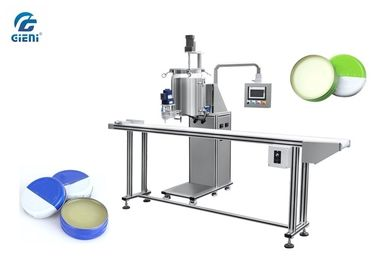 Semi - Auto Paste Filling Machine Single Nozzle With 40-60pcs/Min Capacity