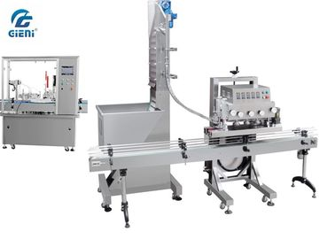Adjustable Essential Oil Filling Machine With Automatic Capping Machine