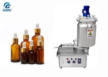 10L-50L Essential Oil Filling Machine with Adjustable Air Cylinder Ration Design