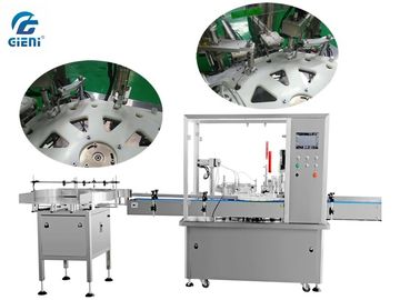 Fully Automatic Toner Filling Machine 10-30ml For Small Container