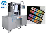 Cosmetic Eyeshadow Press Machine Customized Cover Color One Year Warranty
